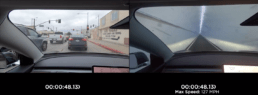 Tesla Model 3 tunnel