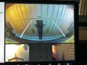 Achteruitrij camera